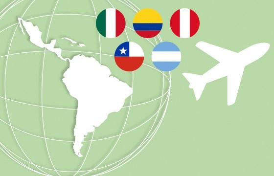 Envíos a Latinoamérica