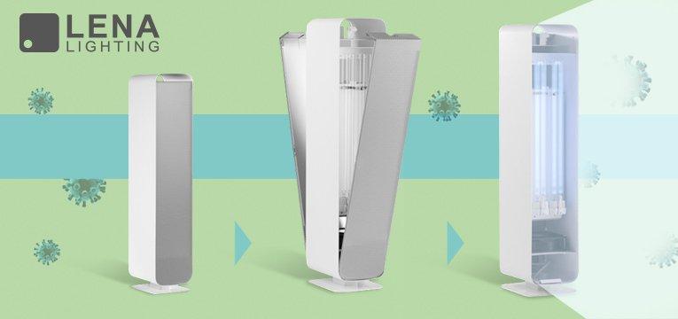 Purificador de aire LENA Lighting