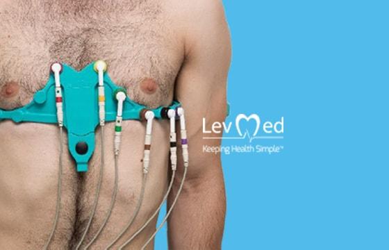 LevMed AllBrand ECG Electrode Belt