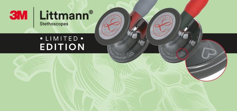Littmann Cardiology IV Heart-Edition