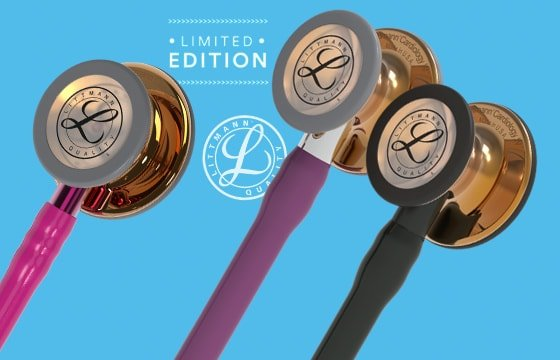 Littmann stethoscopen in de Limited Edition