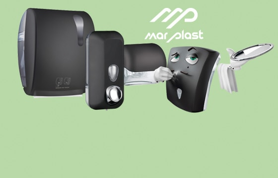 Dispositivi igienici Marplast