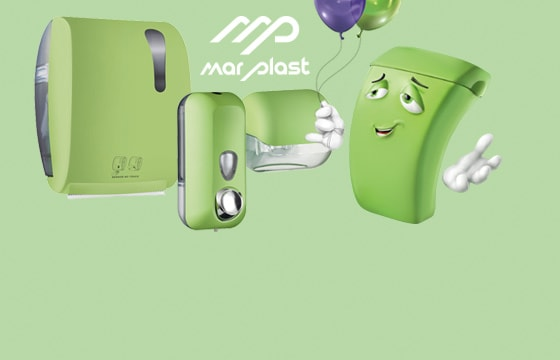 Mar Plast Colored Line