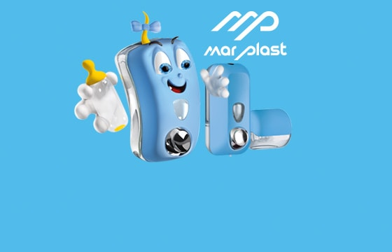 Dispensersystemen van Mar Plast