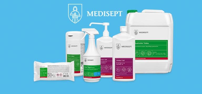Produkty Medisept w promocyjnych cenach!