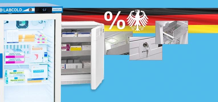 Medikamentenkühlschrank-Aktionswoche bis zum 03. August