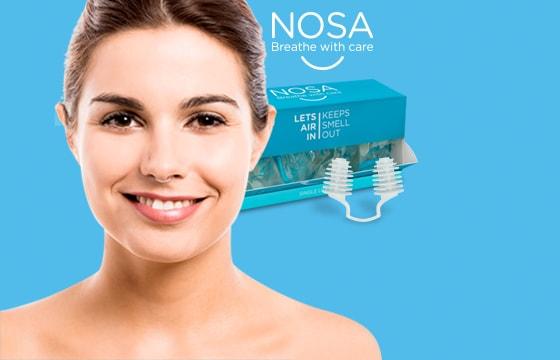 Zatyczki do nosa NOSA plugs