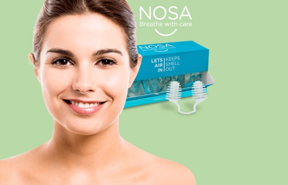 Filtro nasale NOSA plugs