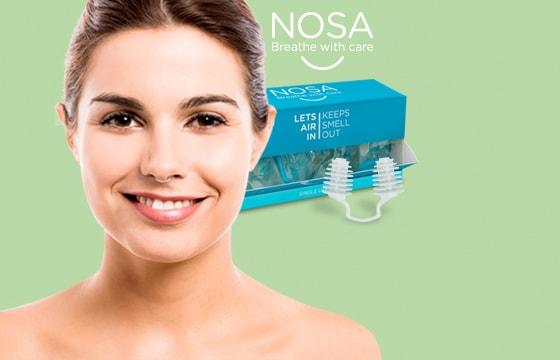 Tapones para nariz «NOSA plugs»