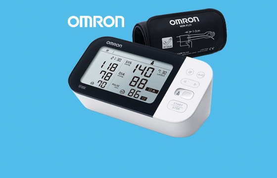 OMRON M500 Intelli IT bloeddrukmeter