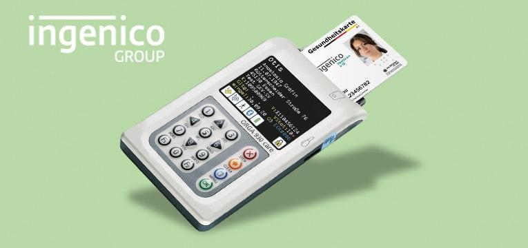 Offline eGK-Kartenlesegerät