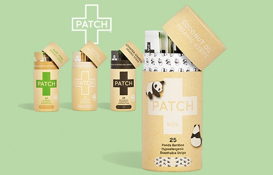 Bambus-Pflaster for Kids