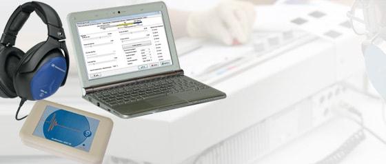 Audiomètre 600M - PC
