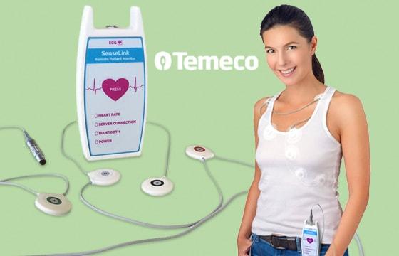 SenseLink Holter EKG
