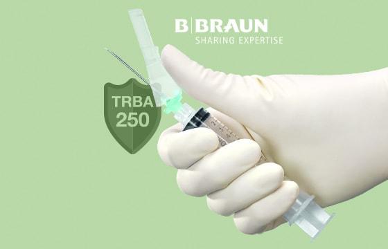 Ago cannula Sterican Safety B.Braun