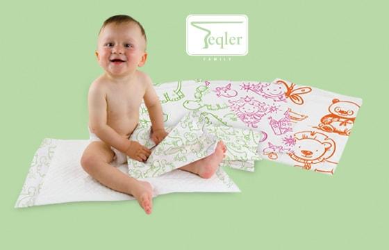 Wickelunterlagen für Babys