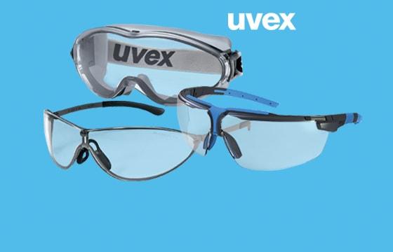 Uvex Schutzbrillen
