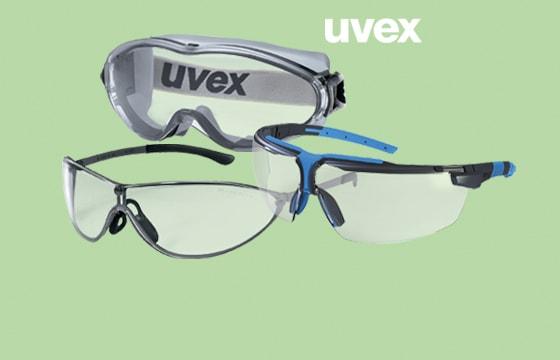 uvex beschermbrillen
