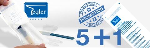 Promotion bonus 5+1 !