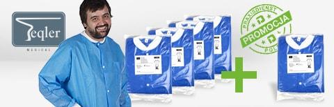 Promocja odzież operacyjna Teqler