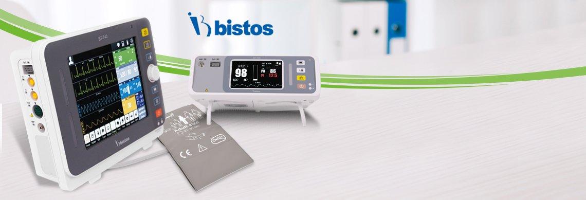 Monitores de pacientes Bistos