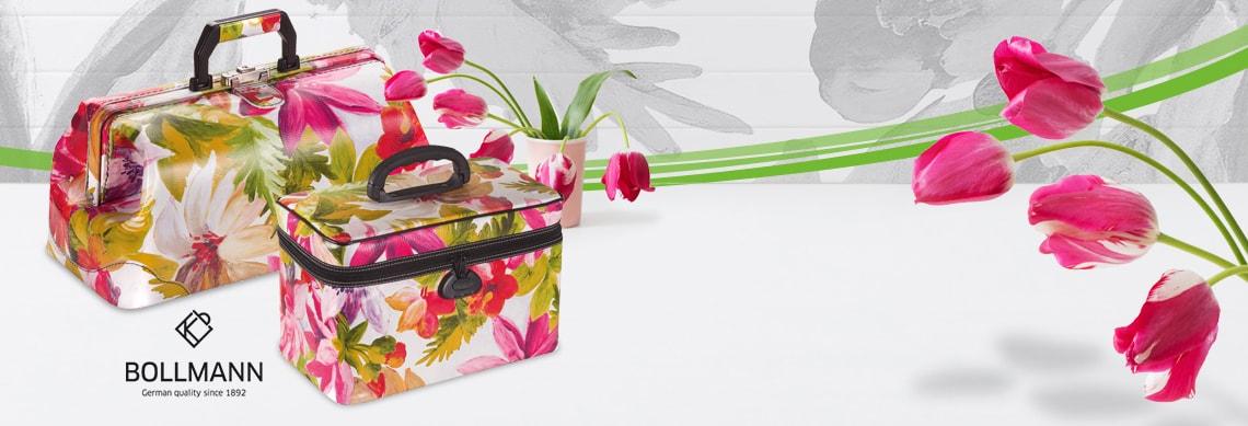Torby lekarskie Flowers-Style