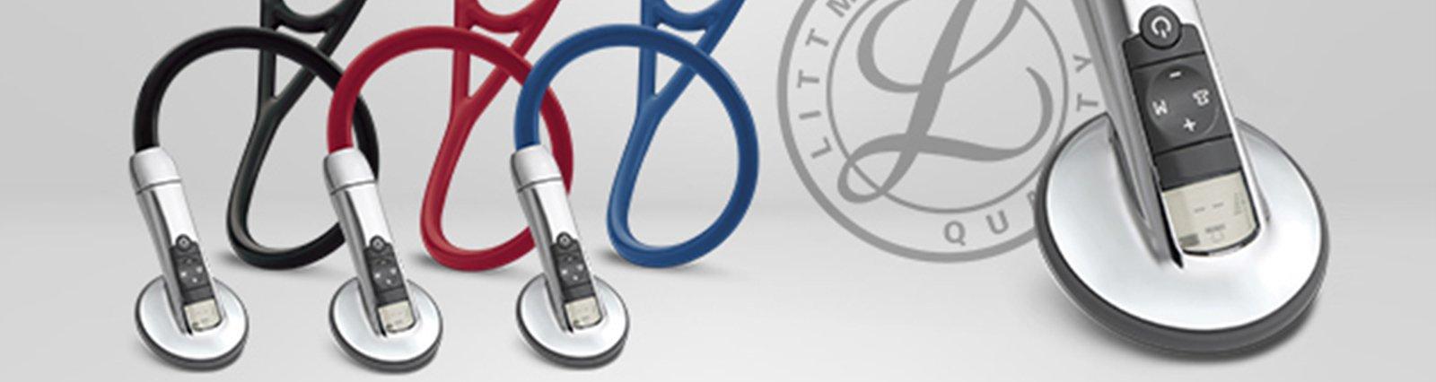 Stetoskopy elektroniczne Littmann