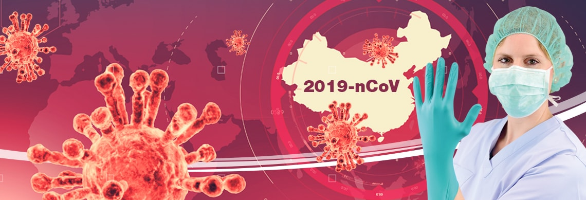 Schutz vor dem Coronavirus 2019-nCoV