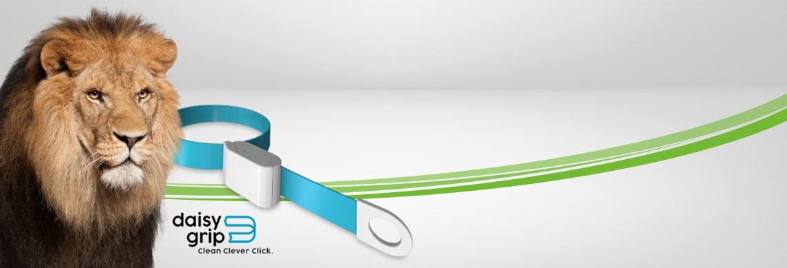 daisygrip stuwband