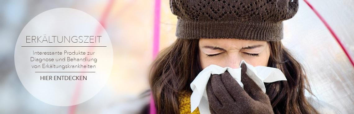 Erkältungszeit