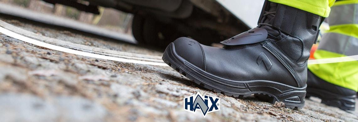 Rettungsdienstschuhe von Haix