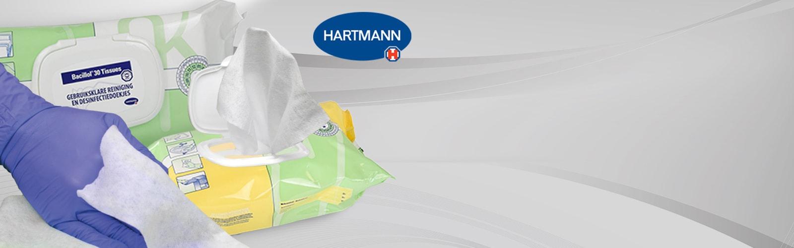 Bacillol tissues voor Nederland!
