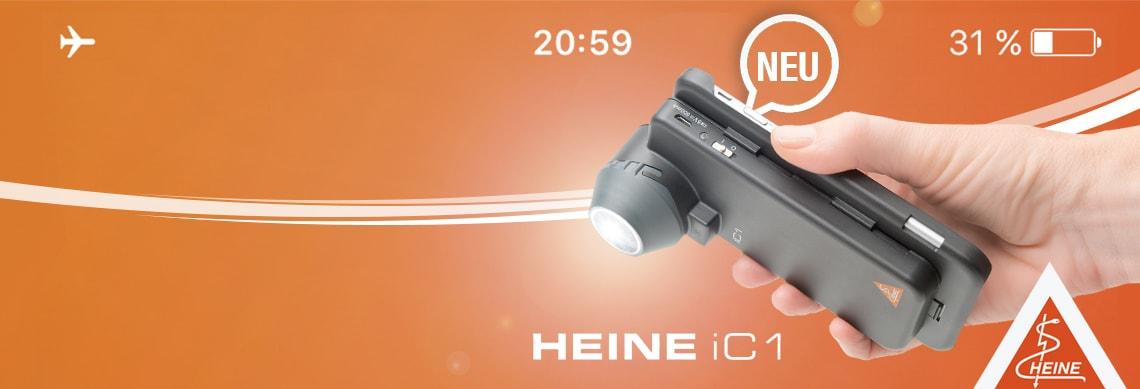 HEINE iC1 Dermatoskop