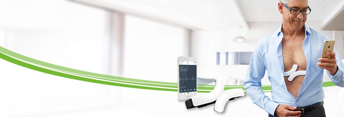 QardioCore Wireless ECG Monitor