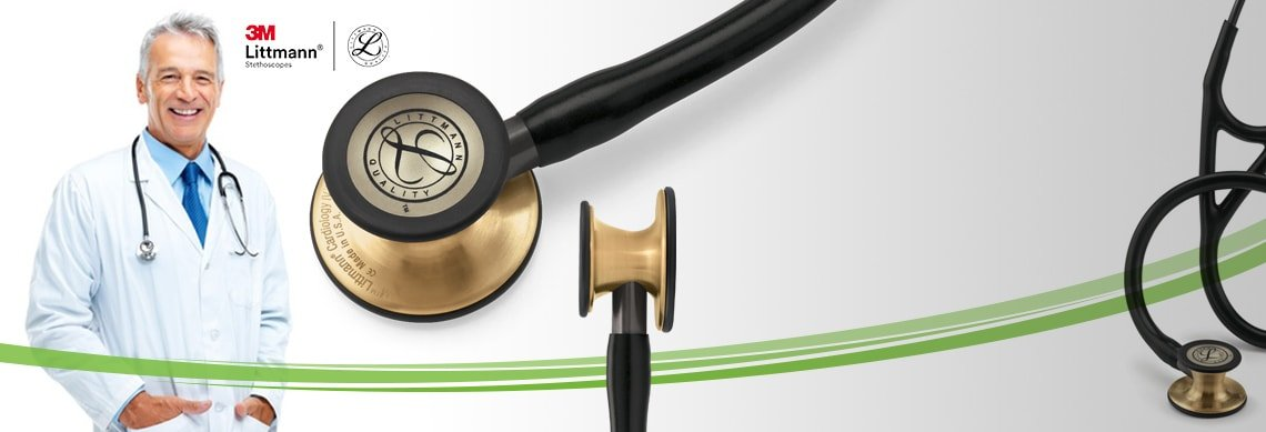 The 3M Littmann Stethoscope