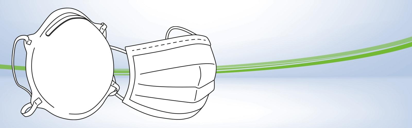 Surgical Masks vs. FFP Masks