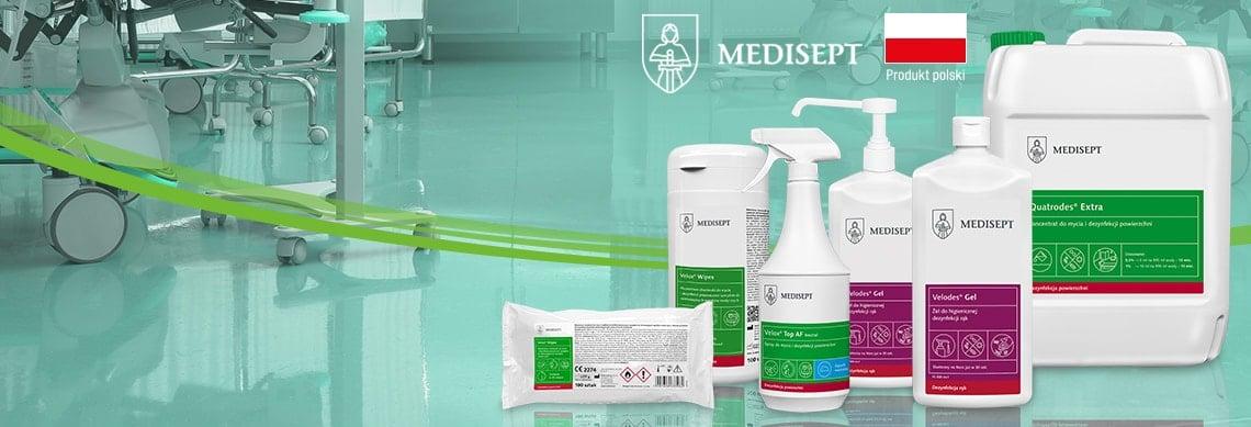 Medisept produkty do dezynfekcji