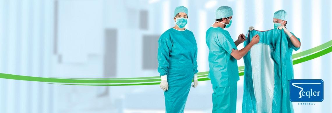Camice chirurgico sterile