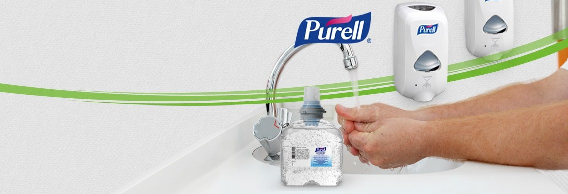 Purell Advanced Hygienic Hand Rub