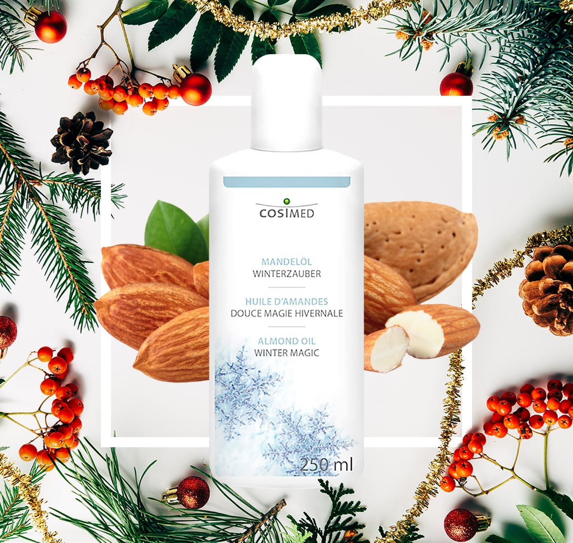 Massage Lotion Christmas Gift