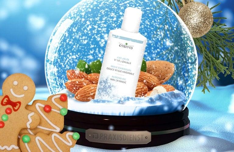 Massage Lotion Christmas Gift