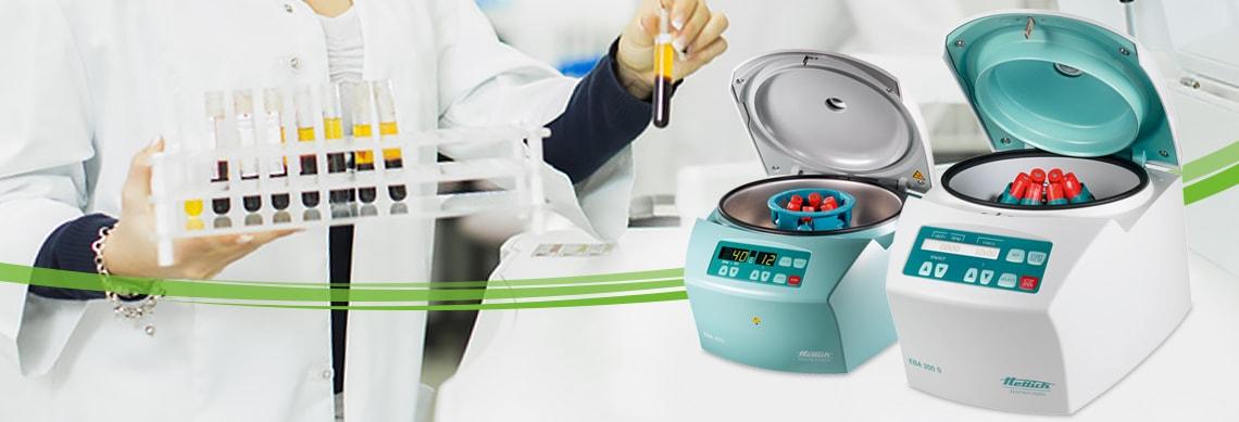 centrifugas de sobremesa