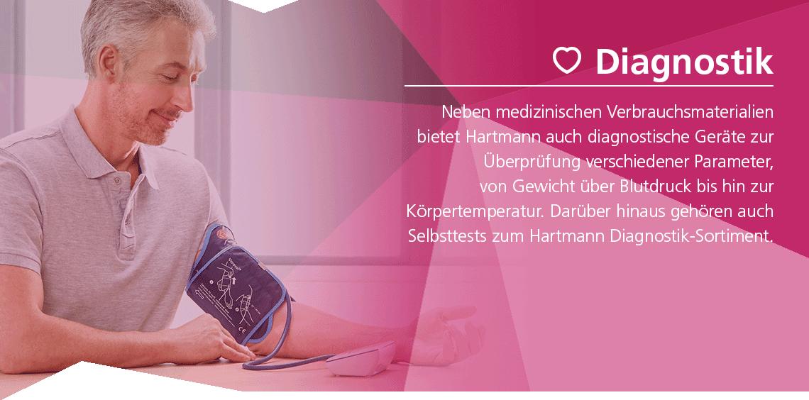 Hartmann Diagnostik-Produkte