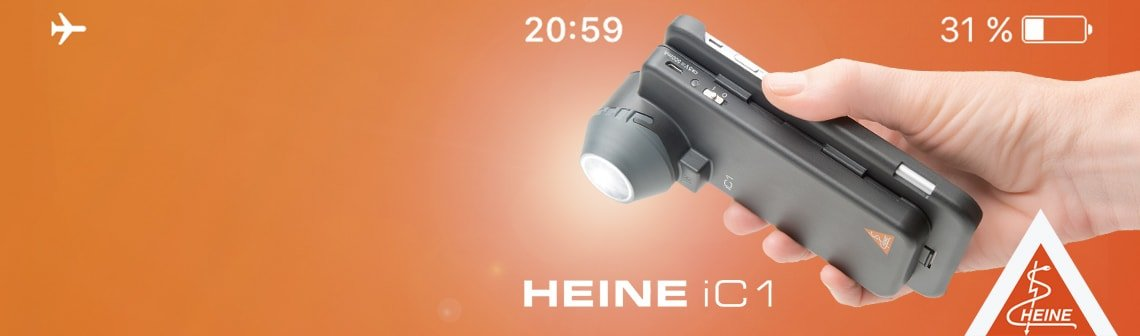 Heine iC1 Dermatoscope