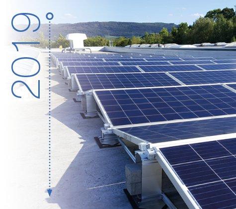 Système photovoltaïque Praxisdienst