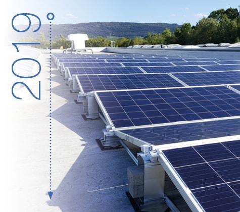 Praxisdienst Photovoltaik-Anlage
