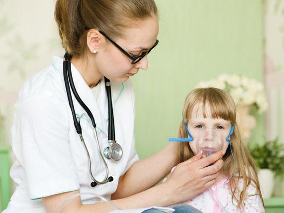 Inhalieren bei Erkältungsbeschwerden
