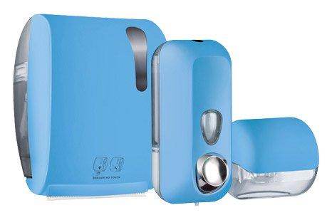 Colored Line Light Blue