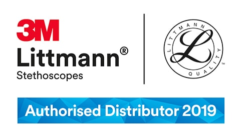 Authorised Retailer of Littmann Stethoscopes