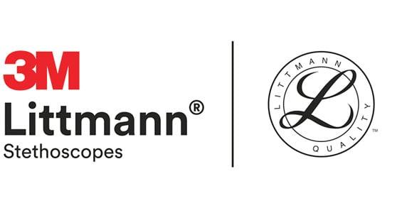 Logo 3M Littmann